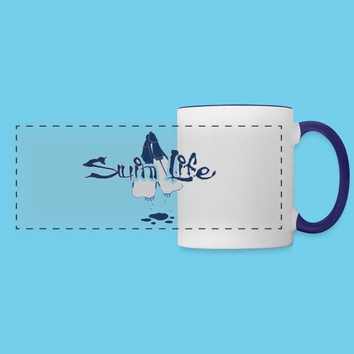 Men's Swim Life Tank - Panoramic Mug