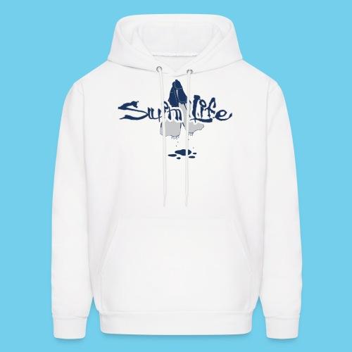 Men's Swim Life Tank - Men's Hoodie