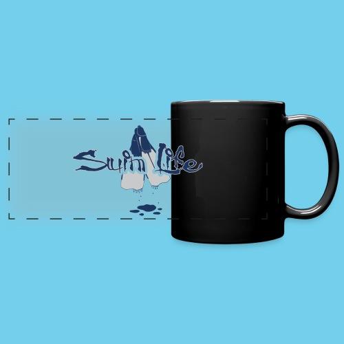 Men's Swim Life Tank - Full Color Panoramic Mug