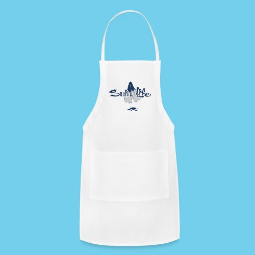 Men's Swim Life Tank - Adjustable Apron