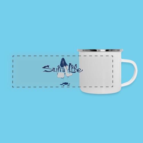 Men's Swim Life Tank - Panoramic Camper Mug