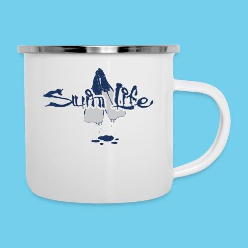 Men's Swim Life Tank - Camper Mug