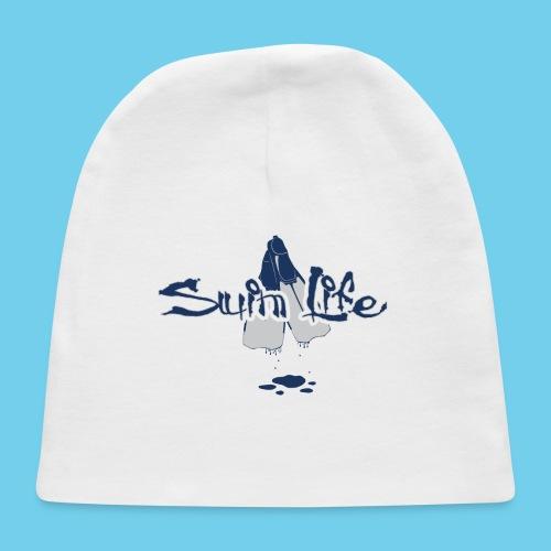 Men's Swim Life Tank - Baby Cap
