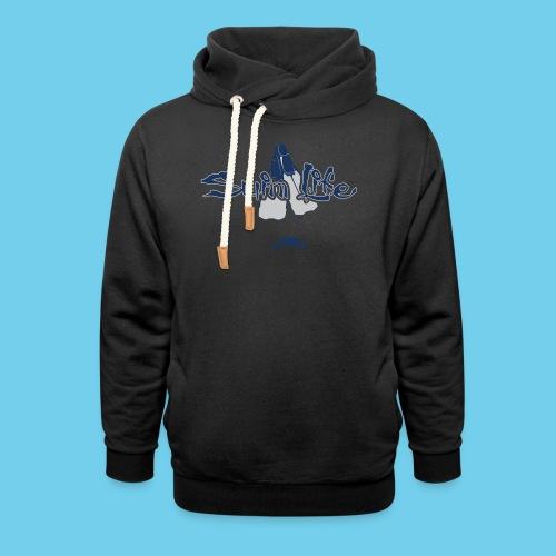 Men's Swim Life Tank - Shawl Collar Hoodie