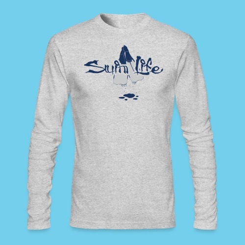Men's Swim Life Tank - Men's Long Sleeve T-Shirt by Next Level