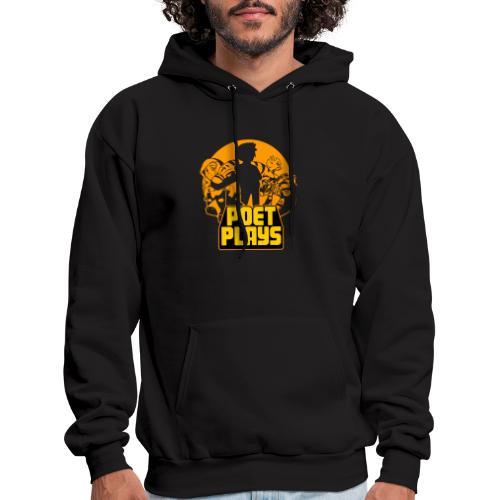 PoetPlays RETRO - Men's Hoodie