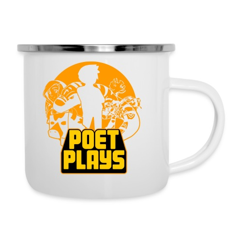 PoetPlays RETRO - Camper Mug