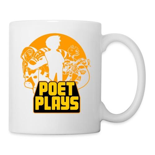 PoetPlays RETRO - Coffee/Tea Mug