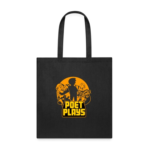 PoetPlays RETRO - Tote Bag