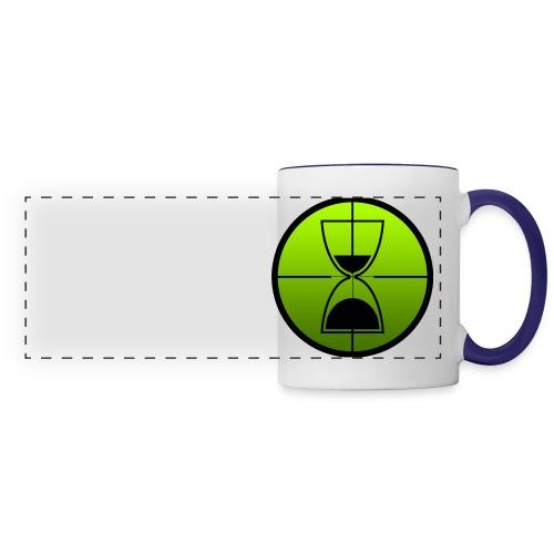 TimeShot Badge Logo - Panoramic Mug