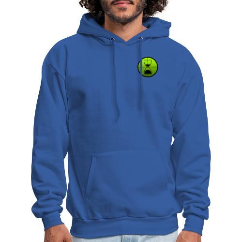 TimeShot Badge Logo - Men's Hoodie