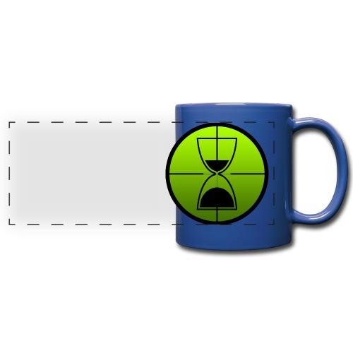 TimeShot Badge Logo - Full Color Panoramic Mug