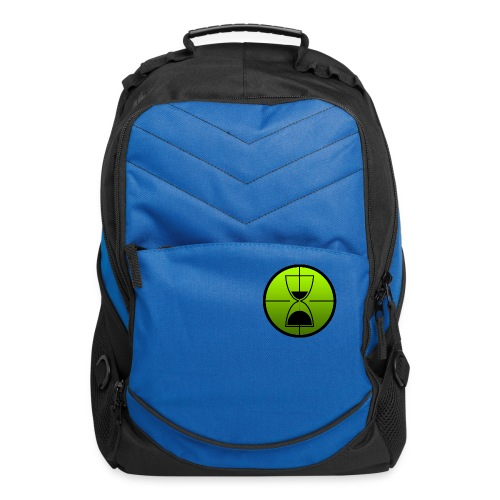 TimeShot Badge Logo - Computer Backpack