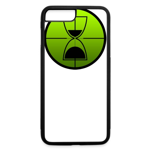 TimeShot Badge Logo - iPhone 7 Plus/8 Plus Rubber Case