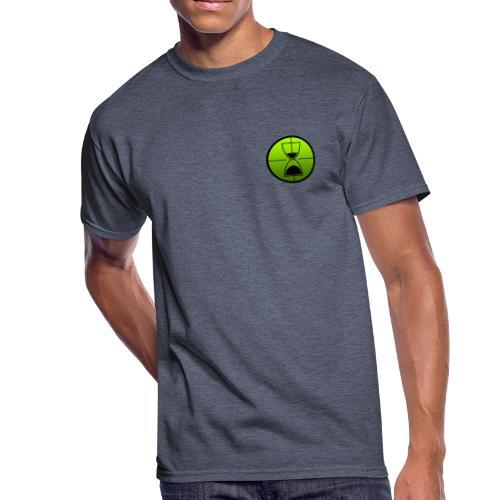 TimeShot Badge Logo - Men's 50/50 T-Shirt