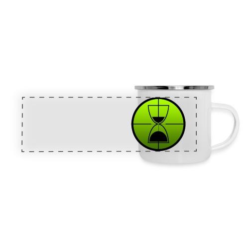 TimeShot Badge Logo - Panoramic Camper Mug