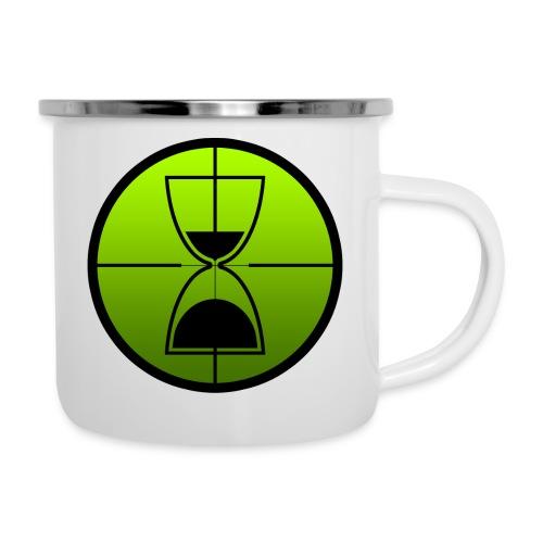 TimeShot Badge Logo - Camper Mug