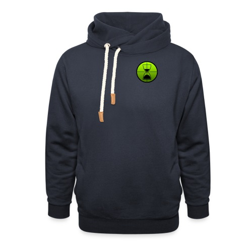 TimeShot Badge Logo - Shawl Collar Hoodie