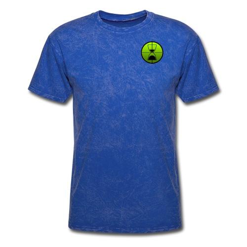 TimeShot Badge Logo - Men's T-Shirt