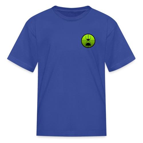 TimeShot Badge Logo - Kids' T-Shirt