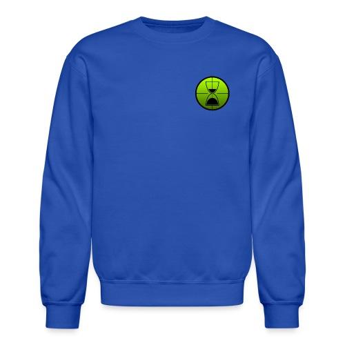 TimeShot Badge Logo - Crewneck Sweatshirt