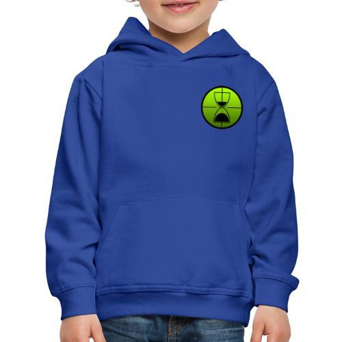 TimeShot Badge Logo - Kids' Premium Hoodie