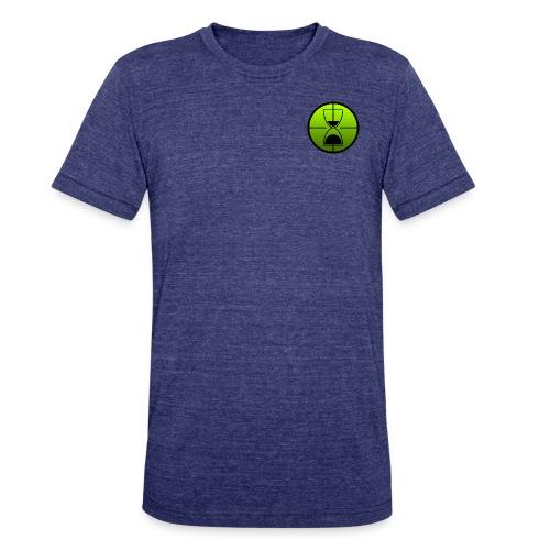 TimeShot Badge Logo - Unisex Tri-Blend T-Shirt