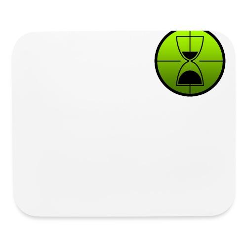 TimeShot Badge Logo - Mouse pad Horizontal