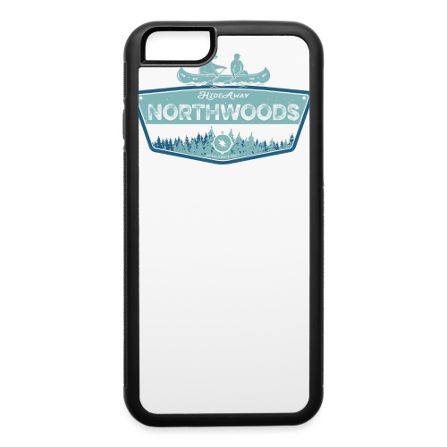 Northwoods GetAway - iPhone 6/6s Rubber Case