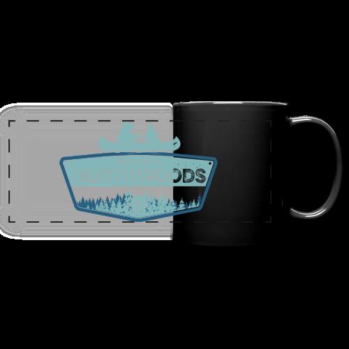 Northwoods GetAway - Full Color Panoramic Mug
