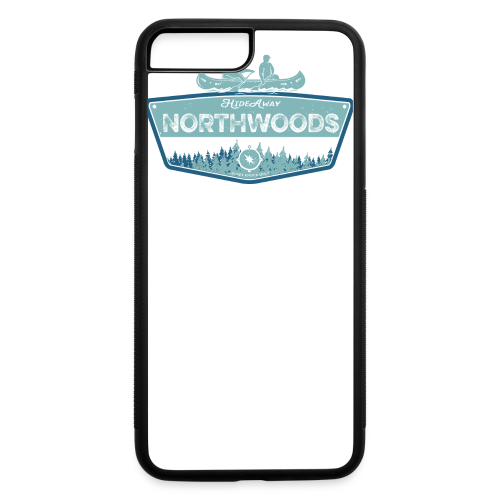 Northwoods GetAway - iPhone 7 Plus/8 Plus Rubber Case