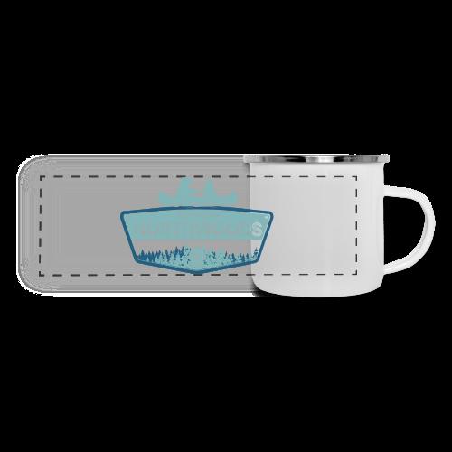 Northwoods GetAway - Panoramic Camper Mug
