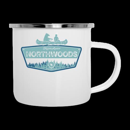 Northwoods GetAway - Camper Mug