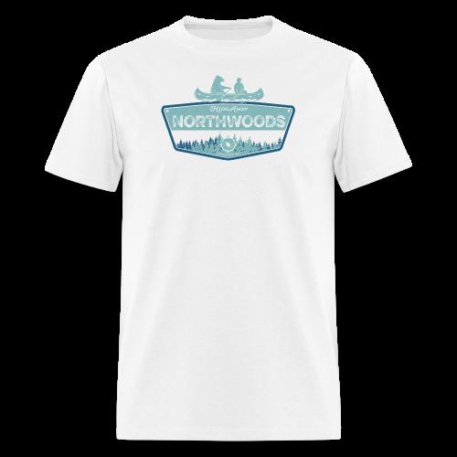 Northwoods GetAway - Men's T-Shirt