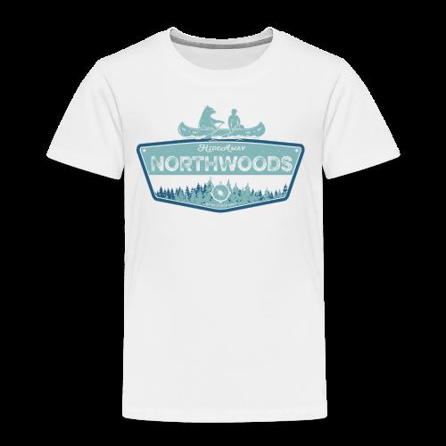 Northwoods GetAway - Toddler Premium T-Shirt