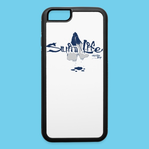 Swim Life Prism Tee - iPhone 6/6s Rubber Case