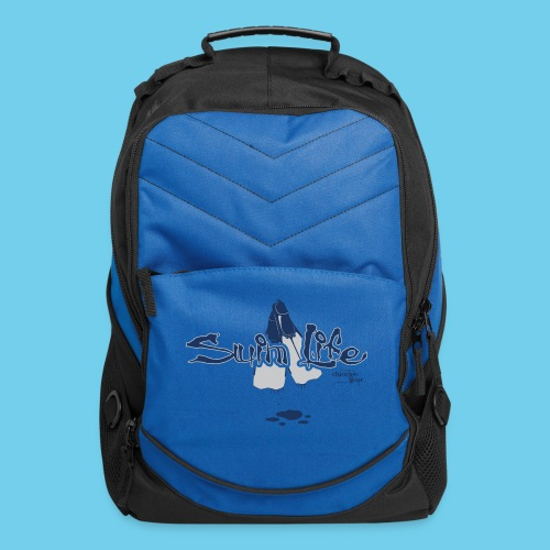 Swim Life Prism Tee - Computer Backpack