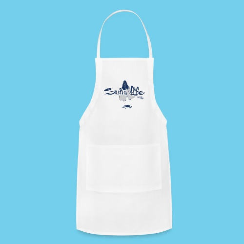 Swim Life Prism Tee - Adjustable Apron
