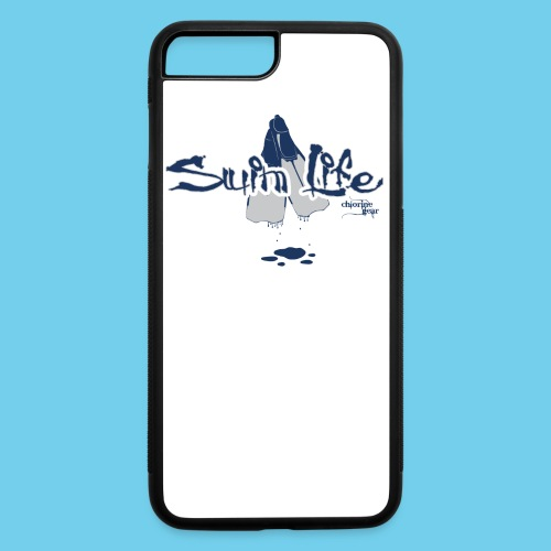 Swim Life Prism Tee - iPhone 7 Plus/8 Plus Rubber Case