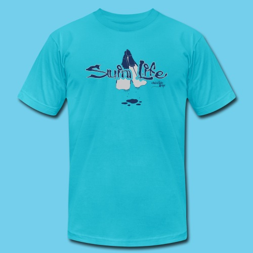 Swim Life Prism Tee - Men's  Jersey T-Shirt