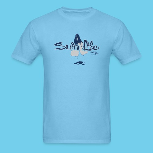 Swim Life Prism Tee - Men's T-Shirt