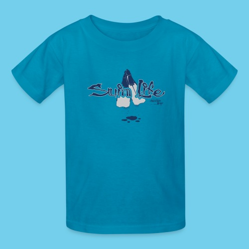 Swim Life Prism Tee - Kids' T-Shirt