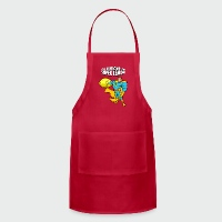 The Adventures of Super Lemon - Adjustable Apron