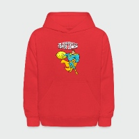 The Adventures of Super Lemon - Kids' Hoodie