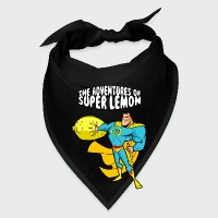 The Adventures of Super Lemon - Bandana