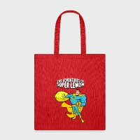 The Adventures of Super Lemon - Tote Bag