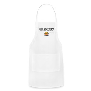 Preparing with Bear Bryant - Adjustable Apron
