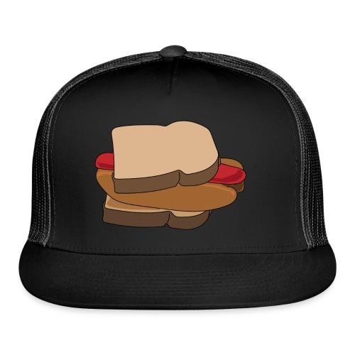 Hot Dog Sandwich - Trucker Cap