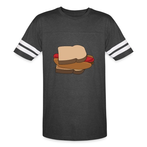 Hot Dog Sandwich - Vintage Sport T-Shirt