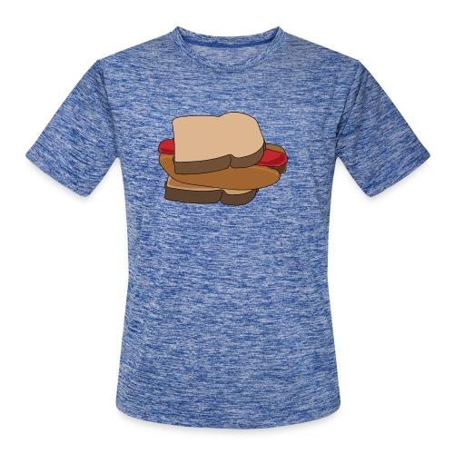 Hot Dog Sandwich - Men's Moisture Wicking Performance T-Shirt